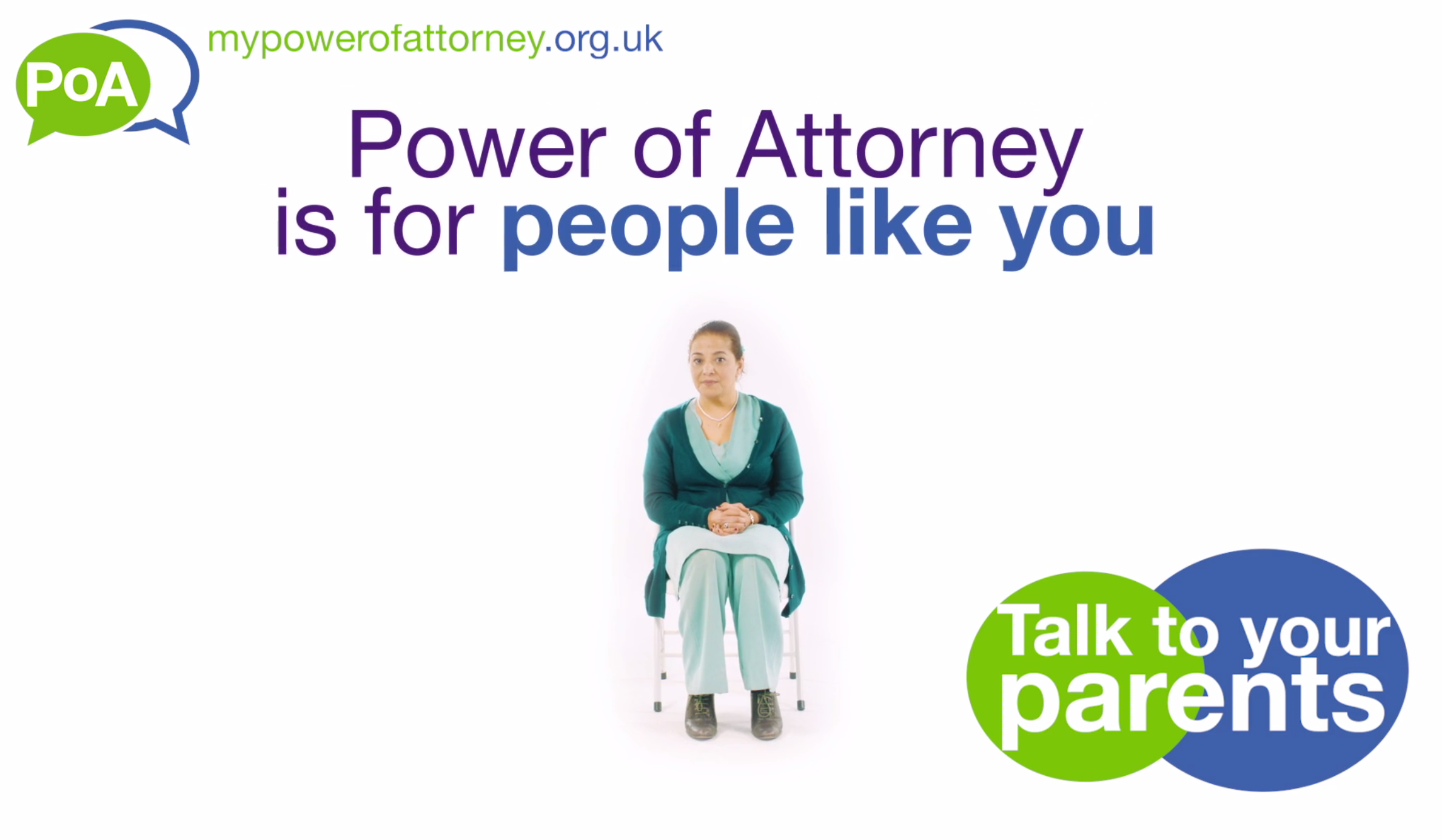 Power of Attorney (People Like You): Talk to Your Parents