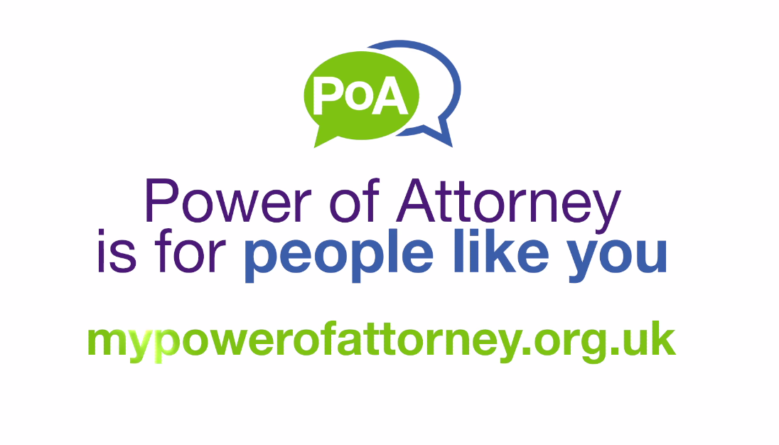 Power of Attorney (People Like You): Main Ad