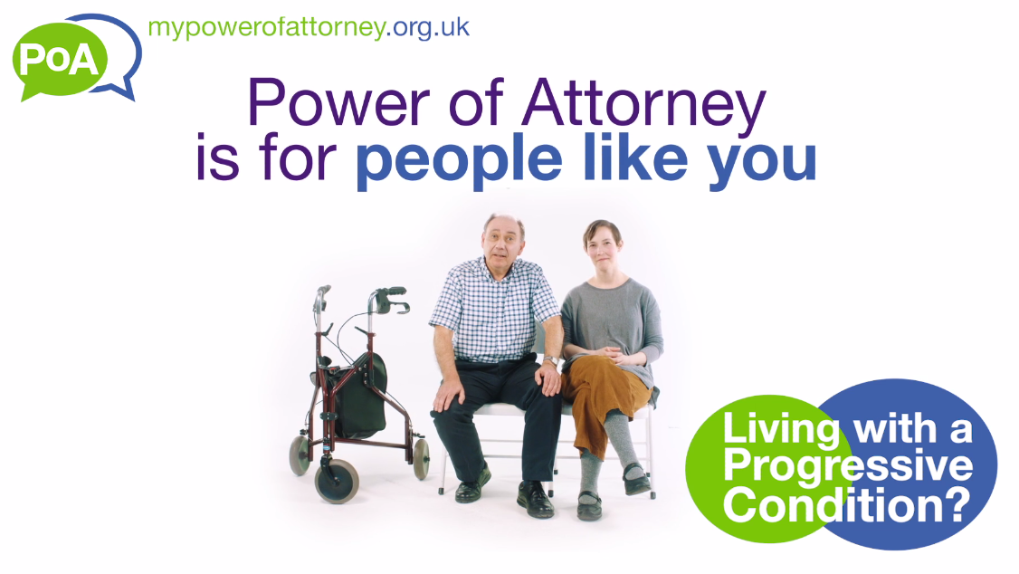 Power of Attorney (People Like You): Progressive Conditions