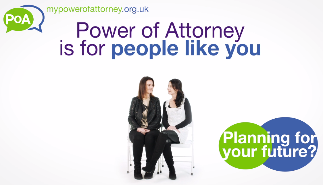 Power of Attorney (People Like You): Planning for your future?