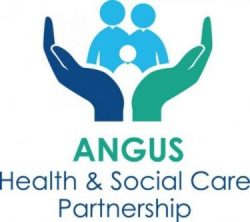 Angus Health & Social Care Partnership logo